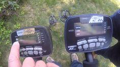 Comparing Garrett AT Pro & Garrett AT Gold Metal Detectors - metaldetect...