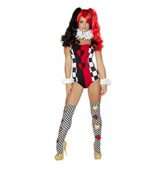 Cool Costumes 2pc Queen of Jokesters Costume just added...