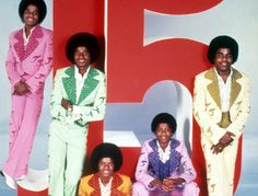 The Jackson 5 - Marlon, Jackie, Tito, Michael and Randy. Photograph: Everett Collection / Rex Feature