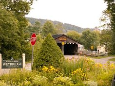 Vermont...covered bridges are awesome!