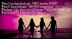 Happy Friendship Day Wishes: Friendship is the most precious gift of life. Share Happy Friendship Day Wishes to letting them know how important they are to you. Happy Friendship Day Picture, Friendship Day Quotes Images, Happy Friendship Day Messages, Best Friend Jokes, Message For Best Friend, Messages For Friends, Best Friends Forever Images, Jokes Quotes, True Quotes