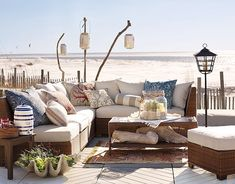Can I please have a beach house so this can be my patio?