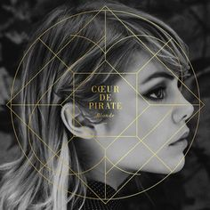 """Coeur de pirate """"Blonde"""" - French-Canadian Indie Pop and damn good. Vinyl pressing of 1000."""