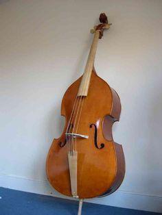 Baroque Double Bass