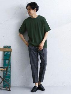 Japanese Minimalist Fashion, Minimal Fashion, Gents Fashion, Look Fashion, Fashion Fall, Harajuku Fashion, Japan Fashion, Stylish Men, Men Casual