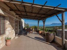 Holiday House in Kissamos with internet access and balcony/terrace