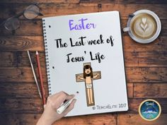 Easter: The Last Week of Jesus' Life Cartoon Strip - In this cartoon strip activity, pupils are provided with six events in the last week of Jesus' life and are tasked with ordering them correctly and writing a sentence about each event. The attached PowerPoint takes you through the narrative with sentences for the lower ability pupils. Enjoy! #TPTEaster #tptresources