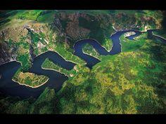 River Uvac, Srbija