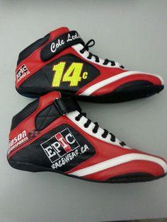 Full custom SFI race shoes