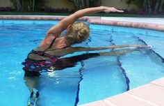 "Water exercise with ""Aquapro Fitness"" in Boca Raton, FL Home"