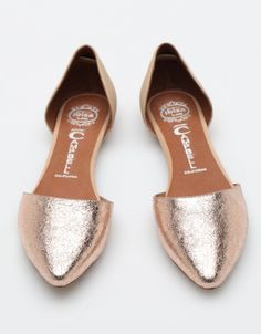 Campbell Flats #Sparkle #Shoes