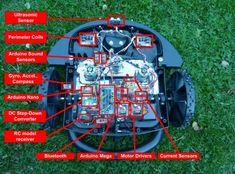 Ardumower - An open source robotic lawn mower