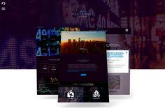 Diseño web responsive para Montserrat Capital empresa de Trading Forex