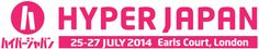 HYPER JAPAN 2014 Performers, Cosplay and F:east Japan