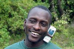 Mobile : une oreillette insolite