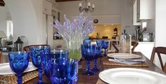 A splash of color Color Splash, Decor, Color, Home, Property, Splash, Home Decor, Real Estate, Table Decorations