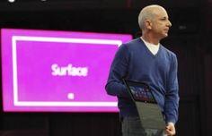 Топ мениджърът на Microsoft Стивън Синофски подаде оставка, съобщи Би Би Си.         На мястото на Синофски, който отговаряше за Windows и Windows Live, ще заеме заместник-председателят на компанията Джули Ларсон-Грийн.