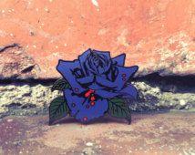 Black Rose: A Rock Legend - Thin Lizzy Hard Enamel Pin
