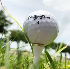 Tee it high with #puffingtons #pitchnpuff