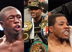 RICHIE NEVES NOT BUYING THAT FLOYD MAYWEATHER FIGHTS KARIM MAYFIELD OR A...