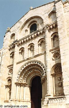 Puerta del Obispo. Catedral de Zamora