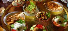 L'art des mezzés / France Inter : recette taboule libanais