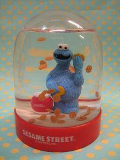 Sesame Street snowglobes (Sony) - Muppet Wiki