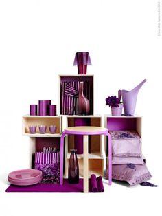 Sätt färg på vardagen! | Redaktionen | inspiration från IKEA