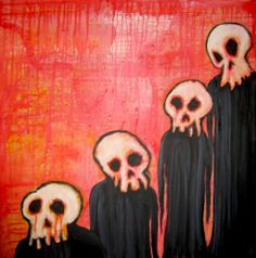 Lost Souls by MushroomBrain.deviantart.com on @deviantART