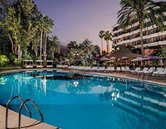 Botanico Hotel, Tenerife Used to live next door!