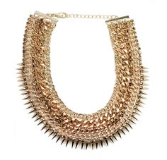 Spiky Ray Collar use SOFLAGRL at checkout for a discount