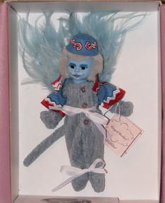 Mint in box. Please check out my other wizard of oz collectibles I'm listing this week Winged Monkeys, Wizard Of Oz Collectibles, Madame Alexander Dolls, Wicked, Wings, Box, Snare Drum, Feathers, Feather