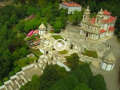Formidável Bom Jesus de Braga! (4K)   1001 TopVideos