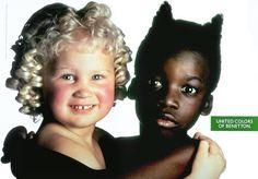 Benetton ads were my favorites