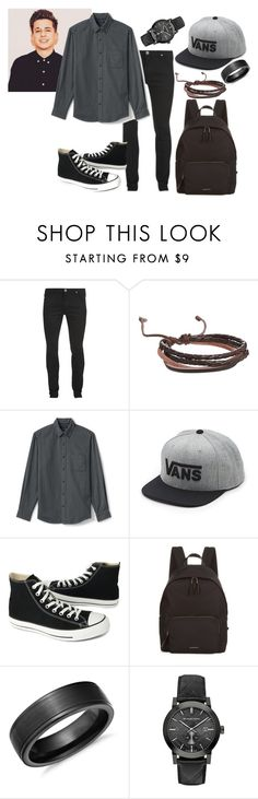 """""""just for you..."""" by rosesophiawalker ❤ liked on Polyvore featuring Vivienne Westwood Anglomania, Classics 77, Lands' End, Vans, Converse, Burberry, Blue Nile, men's fashion and menswear"""