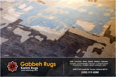If you want a #rug with rich texture, try the Persian style #Gabbeh_rugs. They are pile #rugs made with thick and soft #wool and plant-based dyes. You cannot go wrong with a #Gabbeh style #rug in your home.