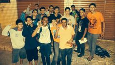 #S2CelulaUP7 2014.06.19 - 20hs - Praça da QE40 - Guará2/Brasília/Brasil