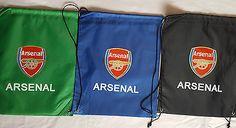 Brand new replica #football club gym bag pe #school bag #sport bag - arsenal f.c,  View more on the LINK: http://www.zeppy.io/product/gb/2/222167830158/