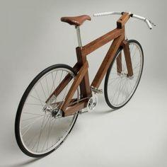 Wooden Bilke by Seth Deysach, Lagomorph Design | dock6 ($500-5000) - ᔥ Svpply