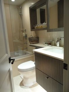 1000 images about small bathroom reno on pinterest for Small bathroom design toronto