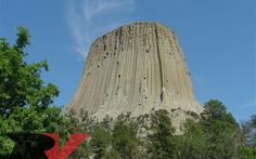 Black Hills South Dakota |  Devils Tower, Wyoming.  Can get there off of I-90, coming from Sundance or Moorcroft. Been there numerous times, and my brother lives only minutes from the monument!