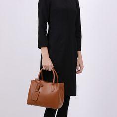 Geanta din piele naturala Bravery Bucket Bag, Bags, Fashion, Handbags, Moda, Fashion Styles, Pouch Bag, Taschen, Fasion
