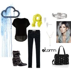 """""""Storm"""" by sarahharman01 on Polyvore"""