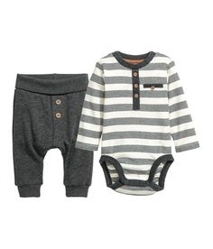 Baby Clothes · Check this out! CONSCIOUS. Set with a bodysuit and pants in  soft organic cotton c868852ba