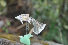 Origami Money Guppy