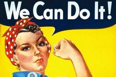 rosie the riveter gender roles