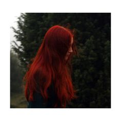 fuck yeah gingers ❤ liked on Polyvore featuring hair, people, models, photos and pictures