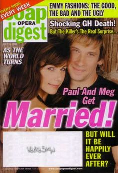 ATWT Paul and Meg