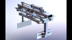 NEW PNEUMATIC  GRIPPER WITH RACK & PINION