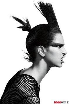 'Talking Heads' Teen Vogue, November 2013 stylist: sara moonves photographer: josh olins hair stylist: guido palu